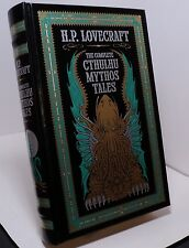 The Complete Cthulhu Mythos Tales by H P Lovecraft