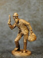 Tin Soldiers * Wild West * The robber of a train * 54-60 mm