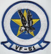 USN VF-51 PATCH -                                                          COLOR