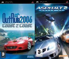 outrun 2006 coast to coast & asphalt urban gt 2     PSP pal