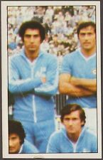 CALCIATORI PANINI 1976/77 430 NAPOLI SQUADRA SAGOMATA NEW