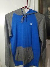 Hurley Long Sleeve T Shirt With Hood