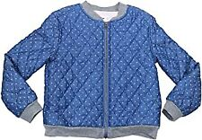 Epic Threads Toddler Girls Follow Your Heart Bomber Jacket, Size Large