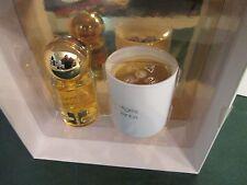 EMPREINTE DE COURREGES COFFRET  EDP VAPO. 50 ML+ BOUGIE PARFUMEE   BLISTER NEUF