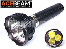 ACEBeam X60M 3x Cree MT-G2 Q0 10000lm Magnetic Ring Charging Flashlight X60