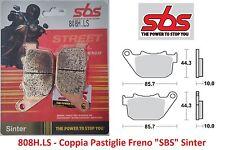 Pastiglie Freno Post. SBS per Harley Davidson Sportster XL 1200 X Forty-Eight