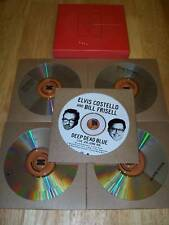 RARE 5 CD Nonesuch Fall 95 BOX SET Elvis Costello LIVE John Adams Kronos Quartet