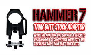 Spyder HAMMER 7 Stock Tank Adaptor