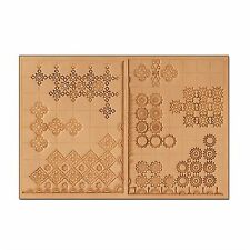 """Craftaid Geometric Stamping Grid 5/8""""-3/4"""" 76600-01 by Tandy Leather"""