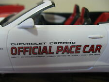 2011 Chevy Camaro SS convertible Indy Pace car promotional model car AMT LE