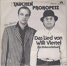 Single / TAUCHEN PROKOPETZ / RARITÄT / AUSTRIA /