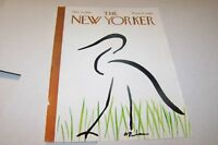 MARCH 23 1968 NEW YORKER magazine cover