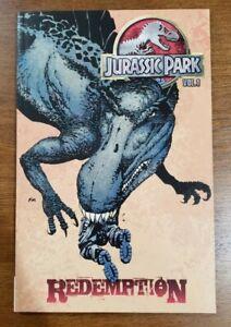 JURASSIC PARK: Redemption Vol. 1 TPB GN SC OOP NEW 2011 IDW Comics 1st Print