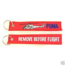 REMOVE BEFORE FLIGHT KEYRING - Puma