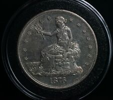 1876 S Trade Silver S$1 One Dollar Coin
