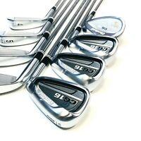 Cleveland CG16 Single Iron. Sold separately. Reg Flex - Excellent Cond # 6198