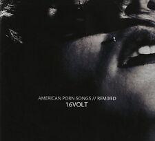 16 VOLT American Porn Songs - Remixed CD 2010 16VOLT