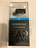 """New! Jawbone ICON """"The Thinker"""" Black with Noise Assassin Bluetooth Headset"""