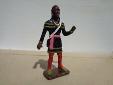 Reeves, Native American Indian,  painted 60mm lead soldier warrior
