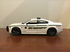 Anderson County Tennessee custom sheriff's diecast charger Motormax 1:24 scale