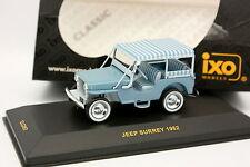 Ixo 1/43 - Jeep Surrey 1962