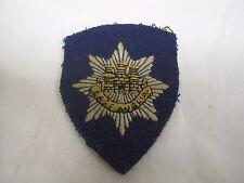 An Original Military East Anglia Cloth  Badge
