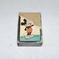 Vintage (1940's) Mickey Mouse Card Game Volume 3-Disney/Card Game