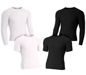Heavy Duty Rash Guard Compression Shirts, Martial Arts, BJJ, MMA Grappling No-Gi