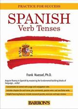 Spanish Verb Tenses (Paperback or Softback)