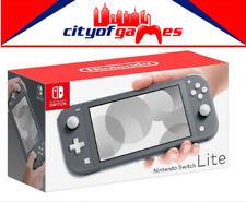 Nintendo Switch Lite Console Grey Brand New