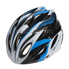 RockBros Road Bike Bicycle Cycling Helmet Size M/L Adjust 57-62cm Blue Black