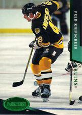 """1993-94  PARKHURST  """"EMERALD ICE""""   #18  FRED KNIPSCHEER"""