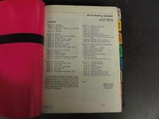 John Deere JD740 Grapple Skidder Technical & Operator's Manual  TM-1101  '79