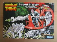"SWAMP THING ""BAYOU BLASTER"" - NEW & FACTORY SEALED - BY KENNER FROM 1990"