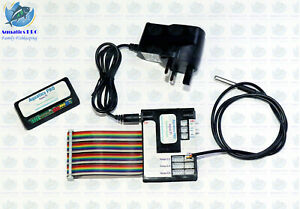 Aqua Pi Advanced - Aquarium Controller Temperature Sensor ATO Web Interface