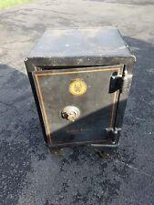 Antique Victor Safe