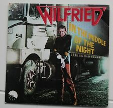 Wilfried, in the middle of the night / fire walk, SP - 45 tours