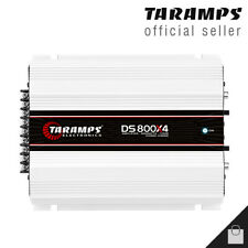 Taramps DS 800x4 2 Ohms Amplifier 4 Channel 800 W Compact Car Amp 3-Day Delivery