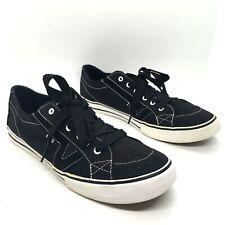 VANS Tory AUTHENTIC Womens Size 11 Black Skateboard Shoes