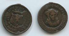 GX960 - Alte  Medaille La scoperta d`America Cristoforo Colombo