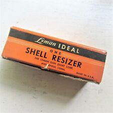 Vintage Lyman By Hand Shell Resizer, 300 Savage Cartridge