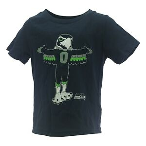 Seattle Seahawks Official NFL Baby Infant Toddler & Kids Size T-Shirt New Tag