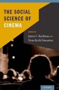 The Social Science of Cinema by James C. Kaufman.
