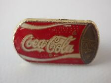 Pin's vintage PIN Coca cola JO Bobbin case + fastener lot P010