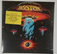 Boston – Boston - LP Vinyl Record - New Sealed - 2021 Reissue - Classic Rock