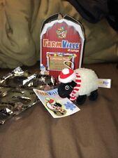 Farmville Christmas Ornaments Sheep