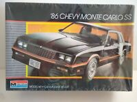 Monogram '86 Chevy Monte Carlo SS 1:24 scale Model Kit New