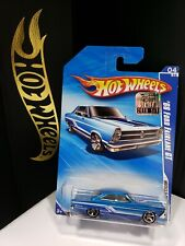 2010 HOT WHEELS RLC FACTORY SEALED SET MUSCLE MANIA '66 FORD FAIRLANE - A5