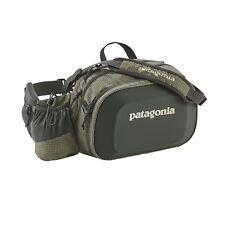 Patagonia Fly Fishing Stealth Hip Pack 10L Pack - Light Bog