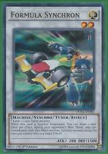 Yugioh Card - Formula Synchron *Ultra Rare* DUSA-EN086 (NM/M)